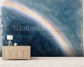 Sky Study with Rainbow, 1827 (w/c on paper) wallpaper mural living room preview