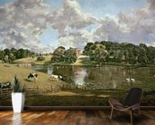 Wivenhoe Park, Essex, 1816 (oil on canvas) wallpaper mural kitchen preview
