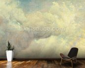 Cloud Study, c.1821 (oil on canvas) mural wallpaper kitchen preview