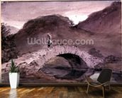A Bridge at Borrowdale wall mural kitchen preview