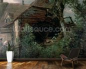 Watermill at Gillingham, Dorset wall mural kitchen preview
