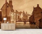Lodore, 1806 wallpaper mural living room preview