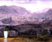 View from the Top of Honister Crag (watercolour) wall mural kitchen preview