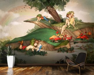 Day Dreaming Wallpaper Mural Wallpaper Wall Murals