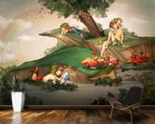 Day Dreaming wall mural kitchen preview