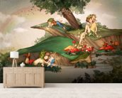 Day Dreaming wall mural living room preview