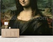 Mona Lisa, c.1503-6 (oil on panel) wall mural living room preview
