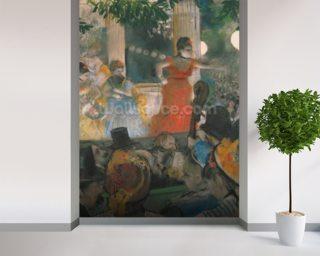 Edgar degas wall murals degas wallpaper wallsauce for Concert wall mural