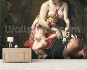 Medea, 1838 (oil on canvas) wall mural living room preview
