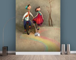 2 Drifters Wall Mural Wallpaper Wall Murals
