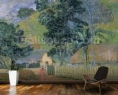 Landscape, 1899 (oil on canvas) wall mural kitchen preview