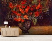 Bouquet, 1884 (oil on canvas) mural wallpaper living room preview