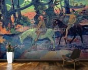 The Escape, The Ford, 1901 wall mural kitchen preview