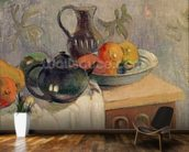 Teiera, Brocca e Frutta, 1899 wallpaper mural kitchen preview