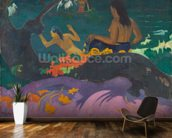 Fatata te Miti (By the Sea) 1892 (oil on canvas) wall mural kitchen preview