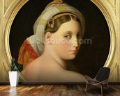 Study for an Odalisque (oil on canvas) mural wallpaper kitchen preview