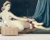 Odalisque, 1814 (oil on canvas) wall mural living room preview