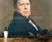 Self Portrait, completed 1865 (oil on canvas) mural wallpaper kitchen preview