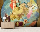 Apotheosis of Napoleon I (1769-1821) 1853 (oil on canvas) (see 429032 for detail) wall mural living room preview