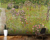 Orchard with roses (Obstgarten mit Rosen) wallpaper mural kitchen preview