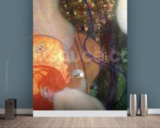 Goldfish, 1901-02 (oil on canvas) wall mural
