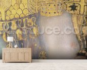 Judith, 1901 (oil on canvas) wallpaper mural living room preview