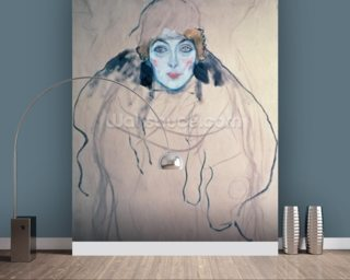Head of a Woman Wall Mural Wallpaper Wall Murals Wallpaper