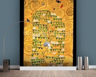 Tree Of Life Wall Mural Wallpaper Part 35