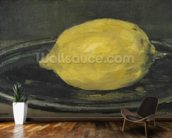 The Lemon, 1880 (oil on canvas) mural wallpaper kitchen preview