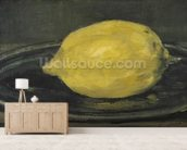 The Lemon, 1880 (oil on canvas) mural wallpaper living room preview