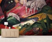 The Dream wall mural living room preview