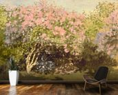 Lilac in the Sun, 1873 (oil on canvas) wall mural kitchen preview