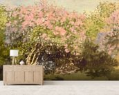 Lilac in the Sun, 1873 (oil on canvas) wall mural living room preview