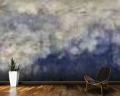 The Waterlilies - The Clouds, 1914-18 (see also 64184,64185 & 64186) mural wallpaper kitchen preview