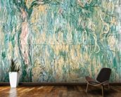 The Large Willow at Giverny, 1918 (oil on canvas) wall mural kitchen preview