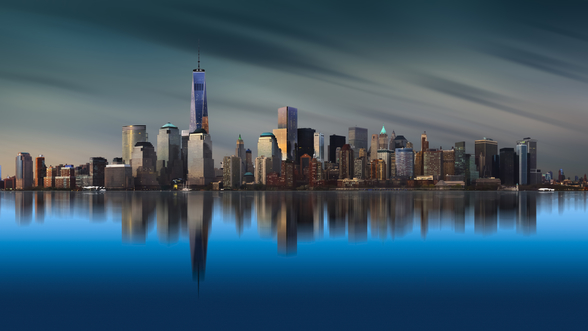 New York - World Trade 1 wallpaper mural