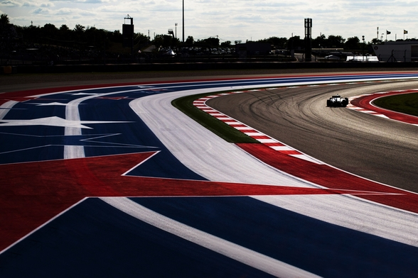 Circuit Of The Americas 2014 wall mural