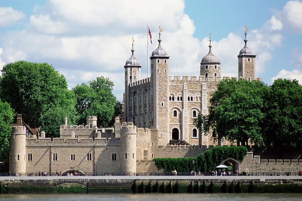 Tower of London mural wallpaper