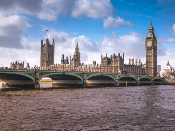 Westminster Bridge London wallpaper mural