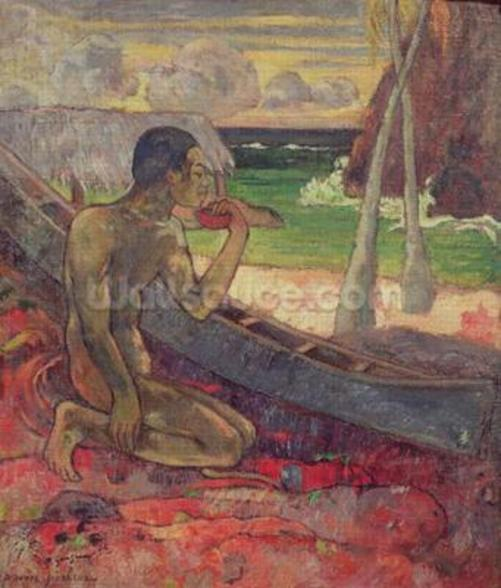 The Poor Fisherman, 1896 (oil on canvas) wall mural
