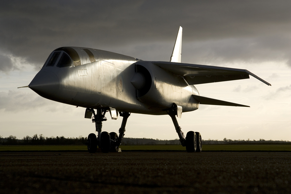 TSR2 Supersonic Jet mural wallpaper