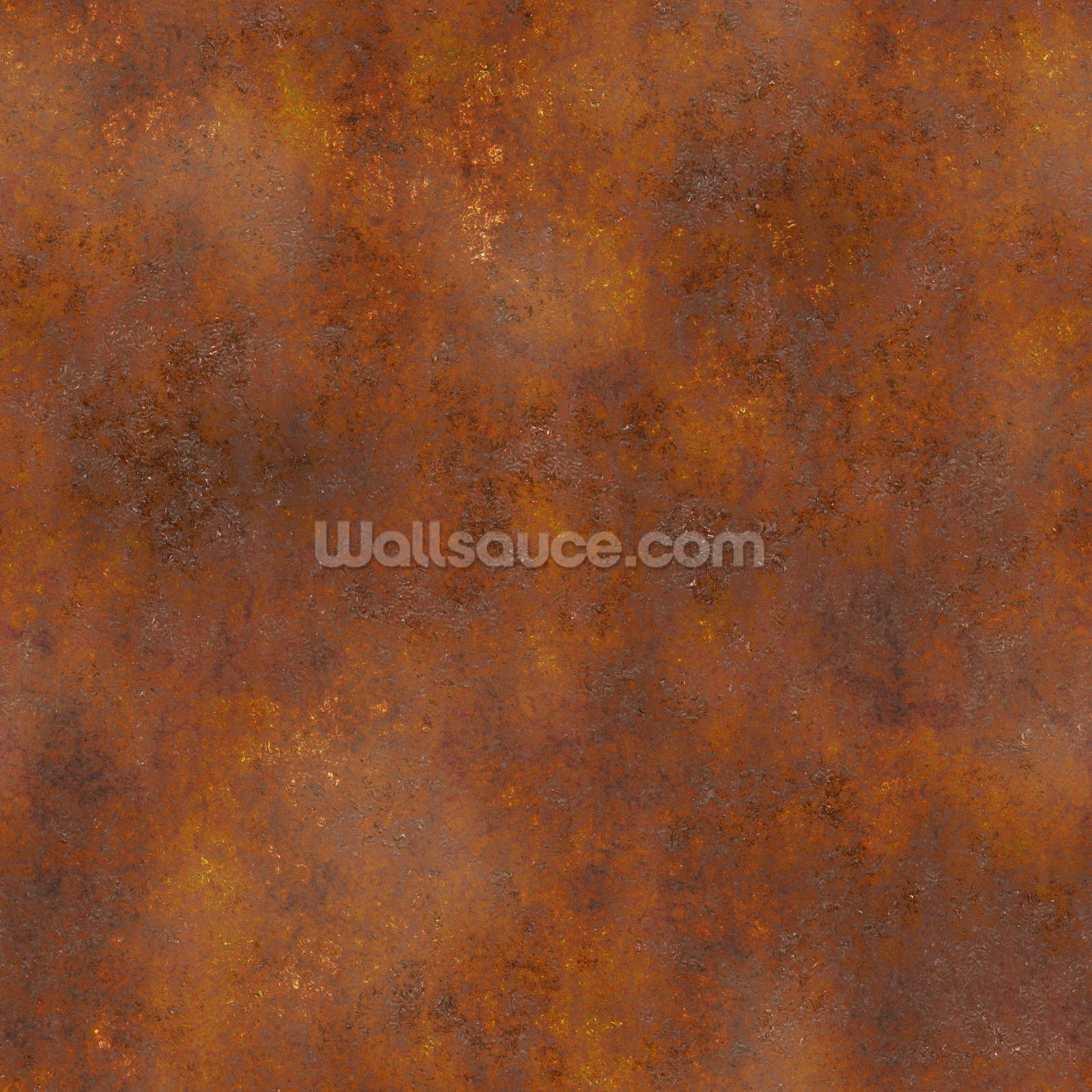 Rust Effect Mural Wallpaper