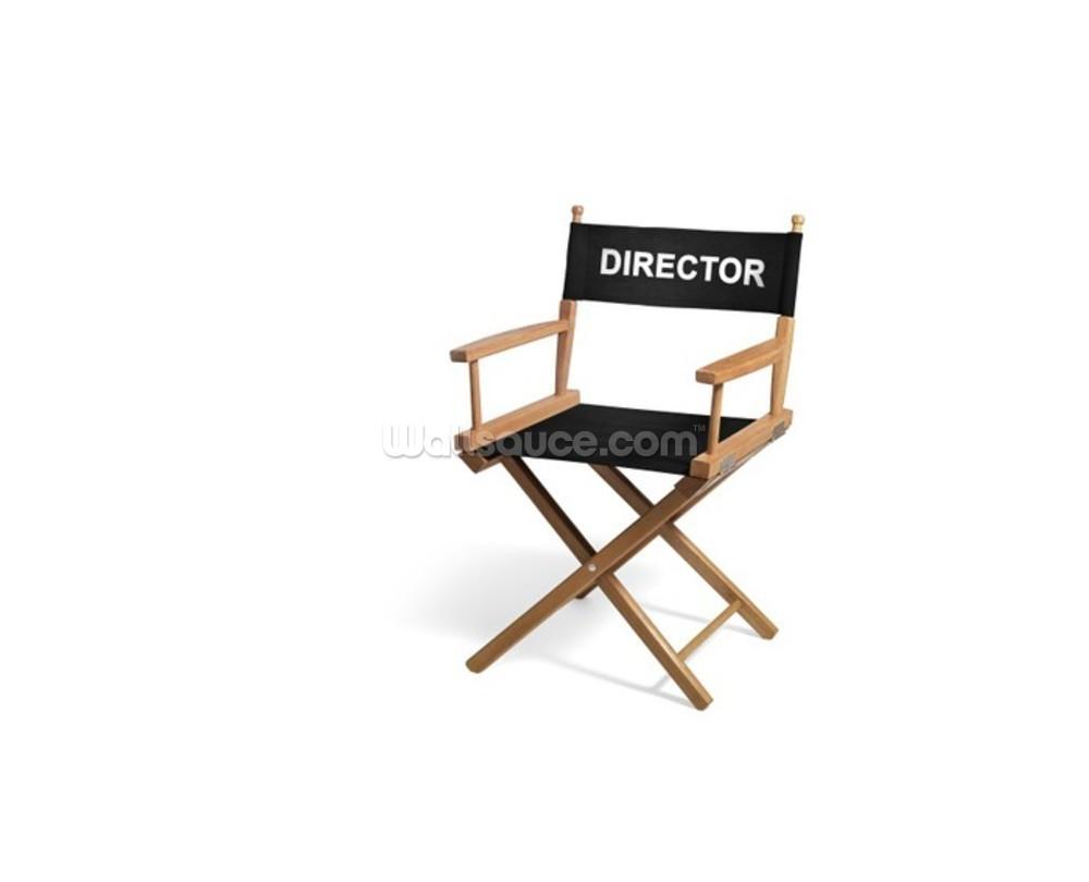 Chaise de r alisateur wallsauce canada for Chaise de realisateur