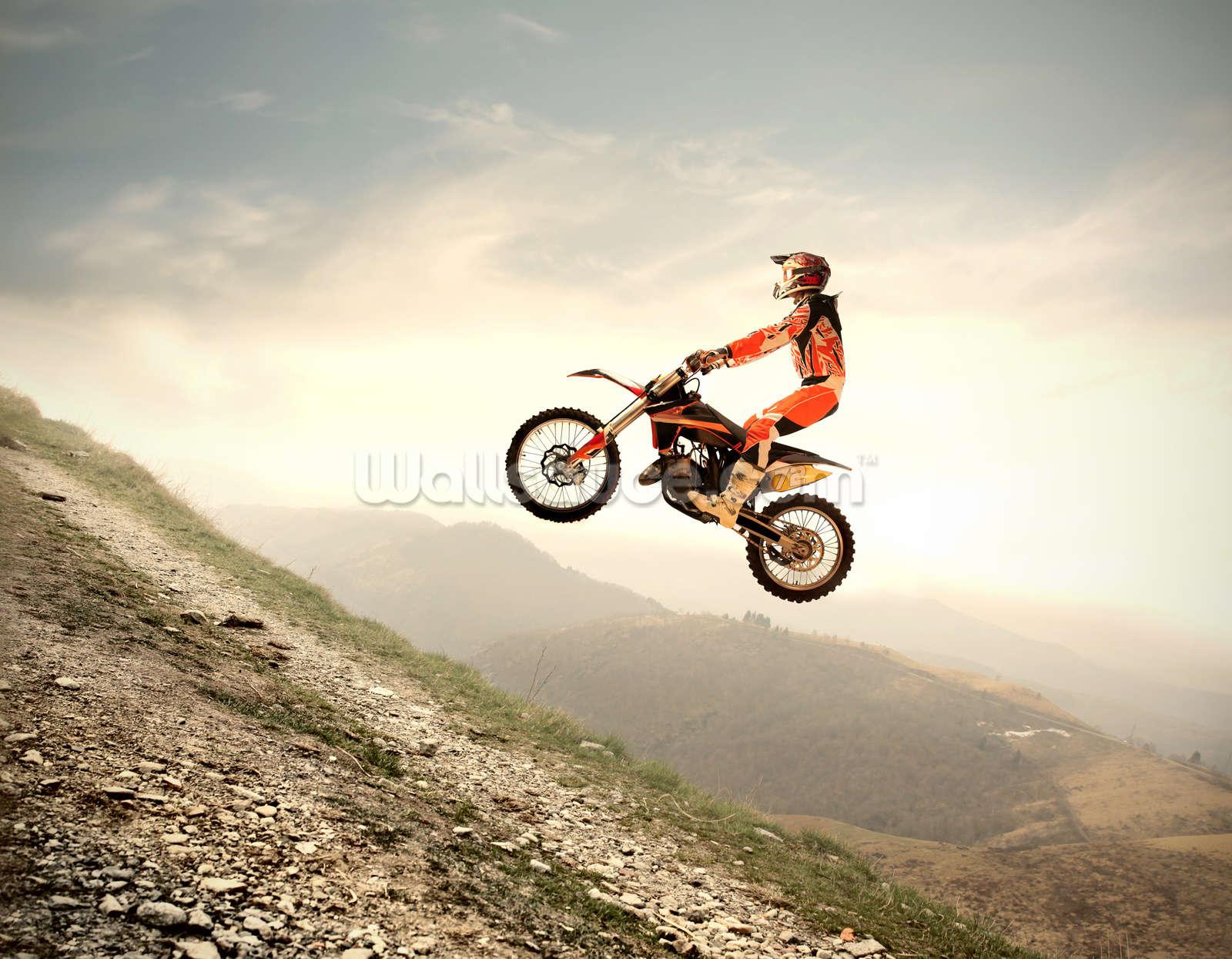 Wallpaper Yamaha YZ Motocross Motorcycle K Automotive