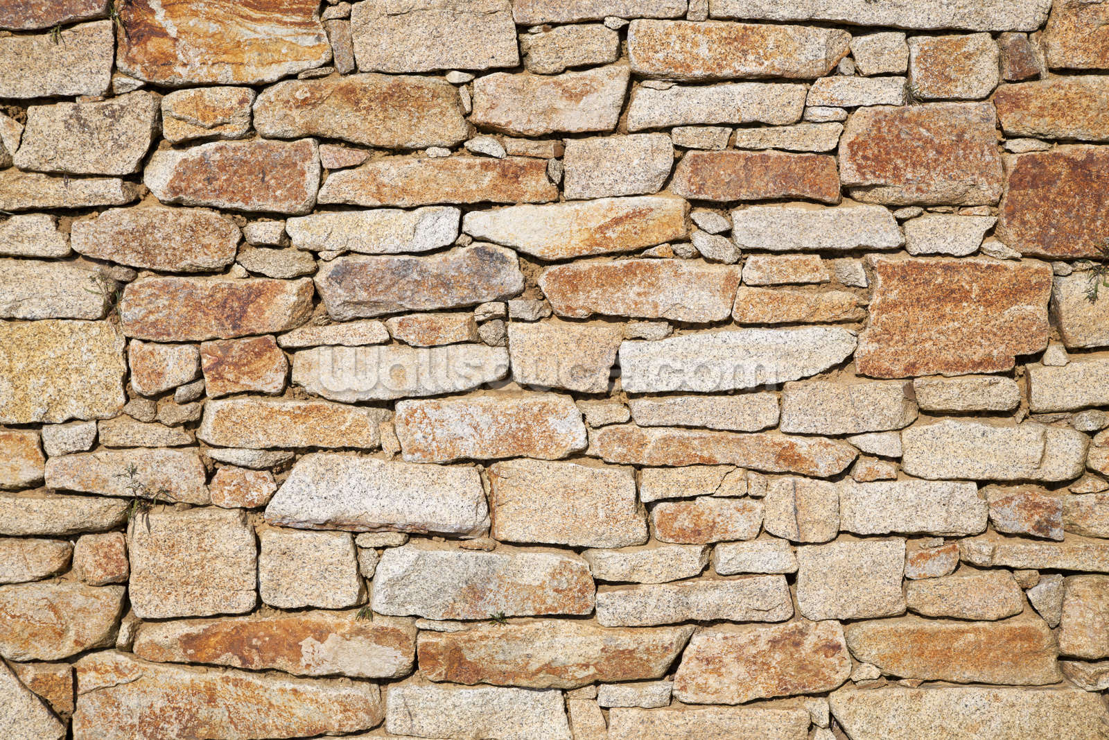Natural Stone Wall Mural Photo Wallpaper