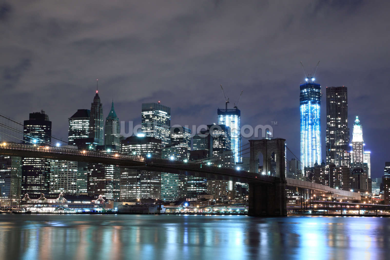 Brooklyn Bridge New York Wall Mural Photo Wallpaper Part 70
