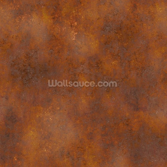 Rust Effect mural wallpaper