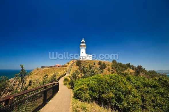 Byron Bay Lighthouse wall mural