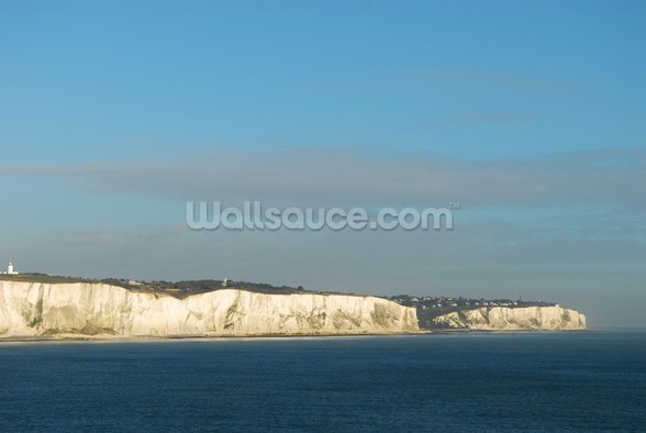 The White Cliffs at Dover mural wallpaper