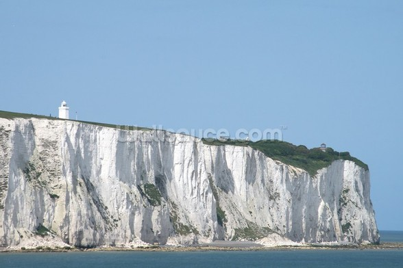 Cliffs at Dover wall mural